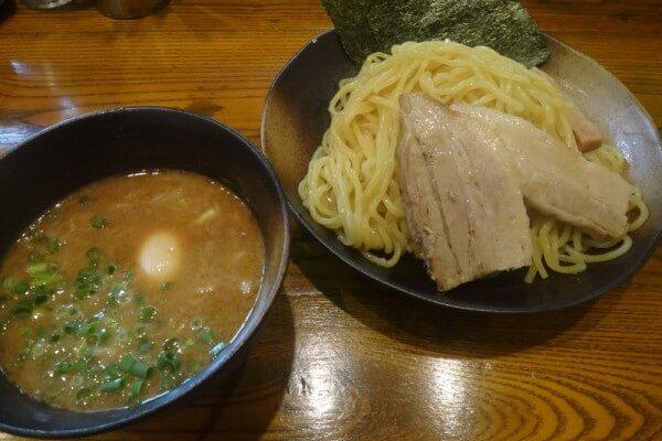 中華蕎麦 つけ麺 一(特製つけ麺)