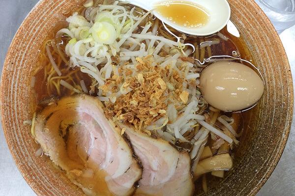 覆麺 智(覆麺(正油))