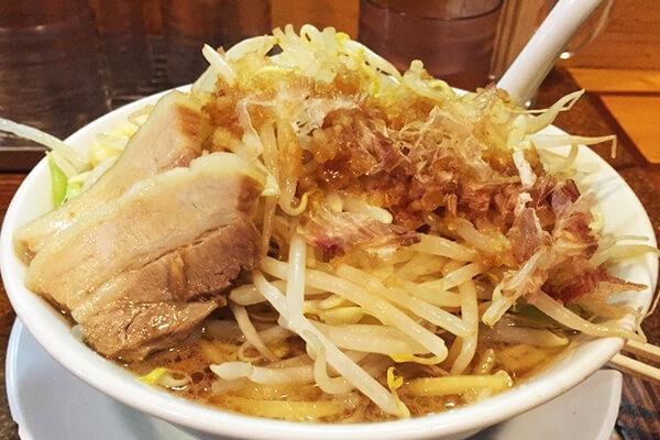 ラーメン・つけ麺神起(ラーメン並)