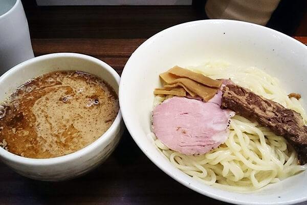 らーめん会神戸本店(つけ麺)