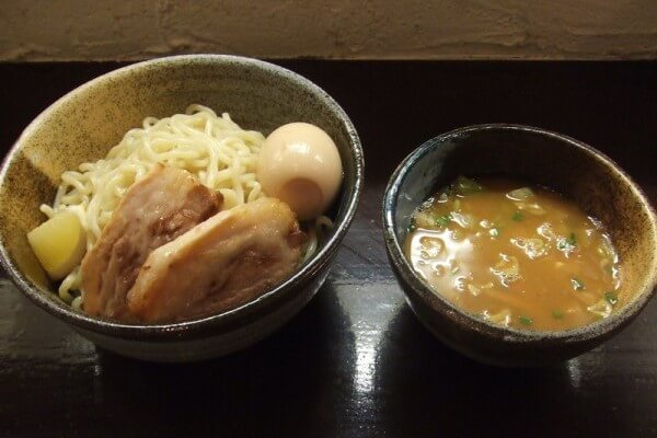 づゅる麺池田(味玉チャーシューつけ麺)