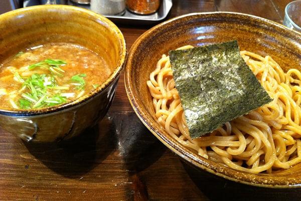二代目えん寺(ベジポタつけ麺)